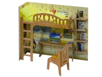 Мебель: Уголок школьника