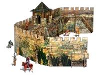 Игровой набор «Средневековый город» - Крепостная стена