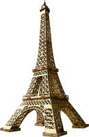 Эйфелевая башня (Золото)