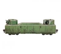 Бронеплощадка НКПС-42