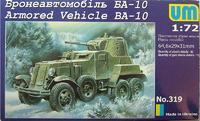 UM319 Бронеавтомобиль БА-10