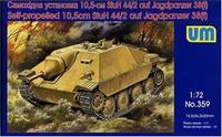 САУ 105 мм StuH 44-2 auf Jagdpanzer 38 (t)