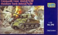 Средний танк M4A2 (76) W