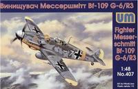 UM407 Messerschmitt Bf 109G-6/R3