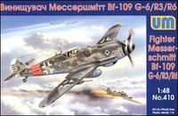 UM410 Messerschmitt Bf 109G-6/R3/R6