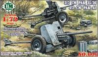 37 мм ПТ пушка РАК 35/36 и 42 мм ПТ пушка РАК 41