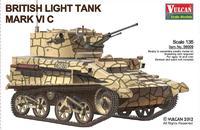 Британский лёгкий танк Mk VI C