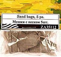 Мешки с песком, 5 шт