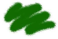 Акриловая краска зеленая авиа-интерьерная