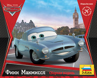 Автомобиль Тачки - Финн Макмиссл