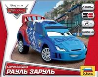 Автомобиль Тачки 2 - Рауль Заруль