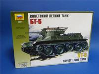 Советский легкий танка БТ-5