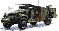 ZVE3519 BTR M-3 'Scout' WWII personnel carrier