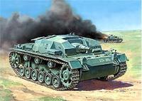 Немецкая САУ Sturmgeschutz III Ausf.B
