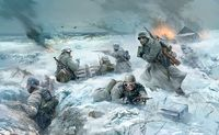German infantry, Eastern Front Winter 1941-1942