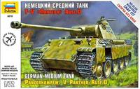 Немецкий средний танк T-V Пантера AUSF D