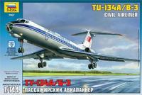 Пассажирский авиалайнер Ту-134 А/Б-3