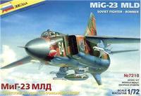 Советский истребитель-бомбардировщик MiG-23 MLD
