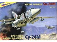 ZVE7267 Sukhoi Su-24M Russian front bomber