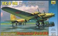 ZVE7280 Pe-8 ОN 'Stalin's Plane'