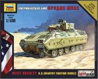 Американская БМП Бредли М2А2