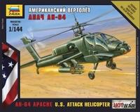 Американский вертолет Апач AH-64