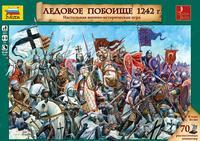 Настольная игра: Ледовое побоище 1242г