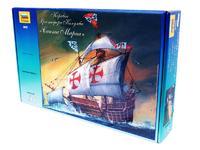 Сборная модель корабля Санта Мария