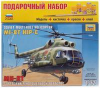 Подарочный набор с моделью вертолета Ми-8Т