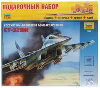 Подарочный набор с моделью самолета Су-32