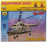 Подарочный набор с моделью вертолета Ми-8MT