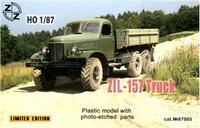 ZZ87005 ZiL-157 truck