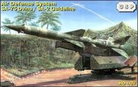 Советский зенитный ракетный комплекс SA-75 Dvina / SA-2 Guideline