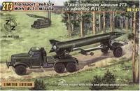 ZZ87018 2TZ Soviet transport vehicle with R-11 missile