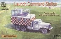 ZZ87022 Soviet launch command station