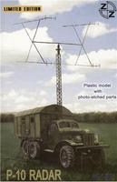P-10 Soviet radar vehicle