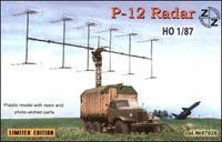 ZZ87026 P-12 Soviet radar vehicle