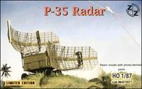 ZZ87027 P-35 Soviet radar vehicle