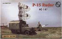 ZZ87031 P-15 Soviet radar vehicle