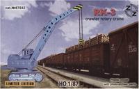 ZZ87032 RK-3 crawler rotary crane